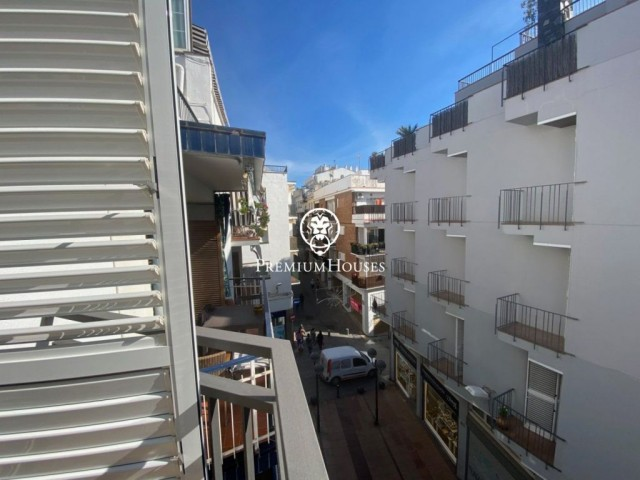 Nice centric flat with lift for sale or rent in Sitges