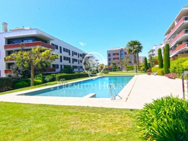 Apartment for rent in La Plana, Sitges per season